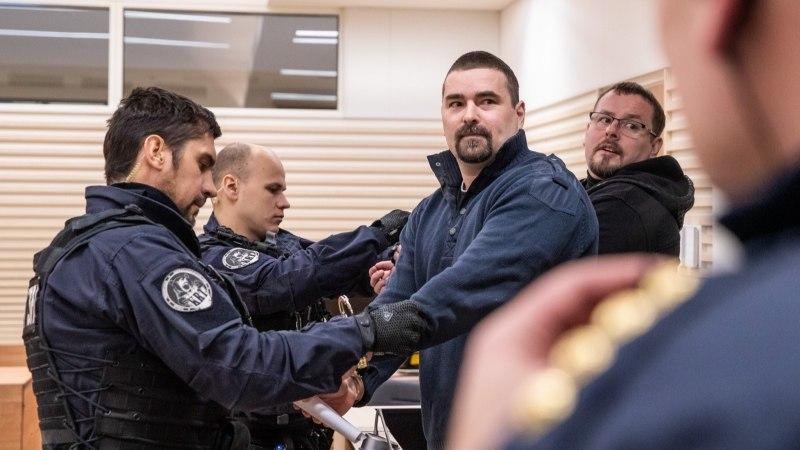 GALERII KOHTUST | Poseidoni topeltmõrvar ei saanud eluaegset vangistust