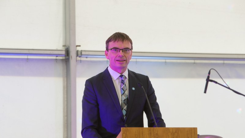 Välisminister Sven Mikser suures aastakõnes: valedele tuginev populism on tööriistaks Euroopa idee vastaste käes