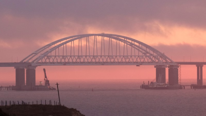 В США раскрыли истинную цель строительства Крымского моста с намеренными ошибками