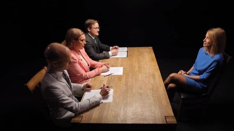 LIIGA ISIKLIK? Kas Delfi peaministri tööintervjuu läks üle piiri, uurides Kaja Kallase beebiplaane?