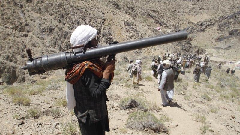 PÖÖRE TAGASI: Afganistanis võib uuesti võimule saada Taliban