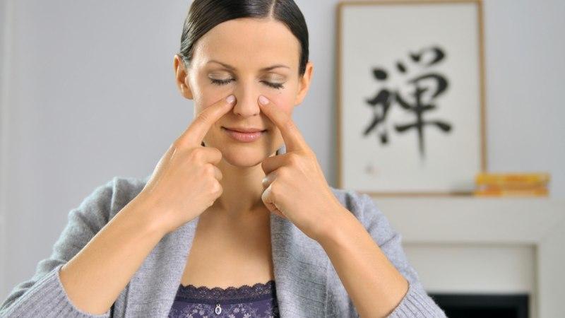 HIINA MEDITSIIN SOOVITAB: tee ise peamassaaži, mis leevendab nii nohu kui depressiooni