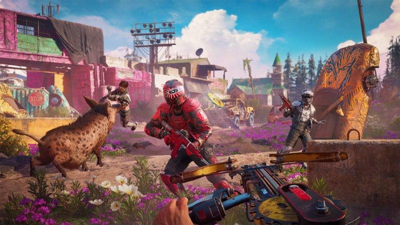 RETS REEDE! Täna ilmub tervelt neli suurt videomängu!