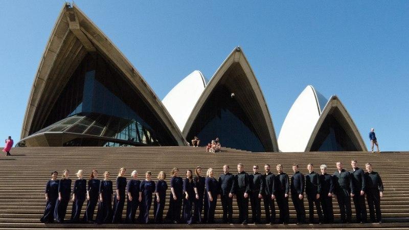 Tõnu Kaljuste avalikustab omanimelise stipendiumi laureaadi Austraalia turneel