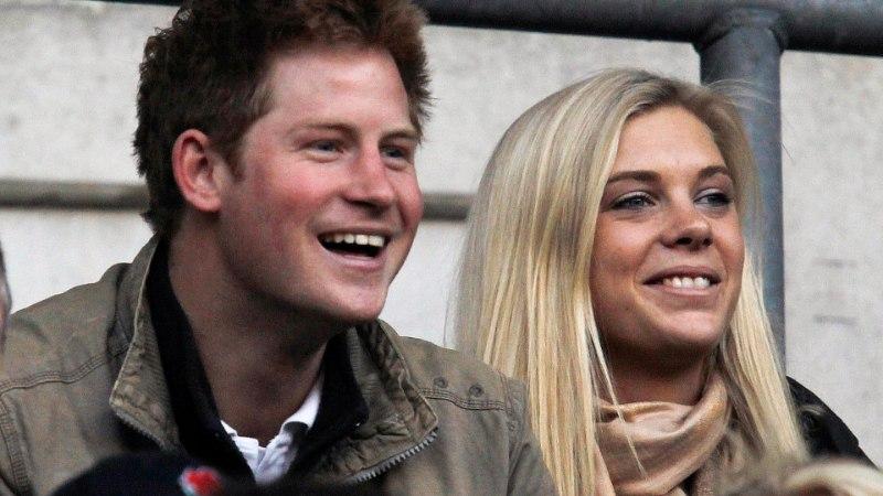 Hertsoginna Catherine veenis prints Harry endist kallimat, et temast ei saa kunagi printsessi