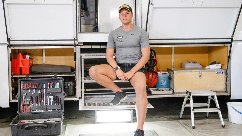 ÕL ROOTSIS | M-Sport kiidab JWRCs imelist debüüti tegevat Poomi