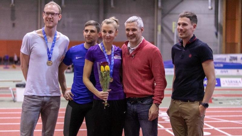 NII SEE LÕPPES | Eesti kergejõustiku meistrivõistluste teisel päeval sündis Eesti rekord