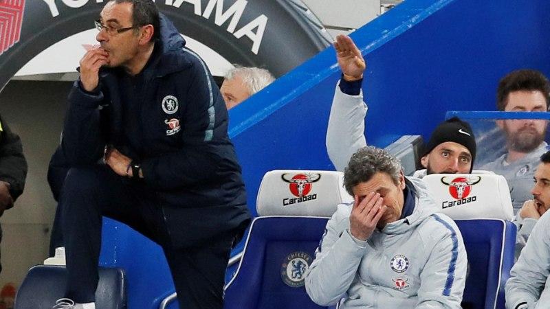 Manchester United ajas Chelsea fännid masendusse, nõutakse lausa Mourinhot