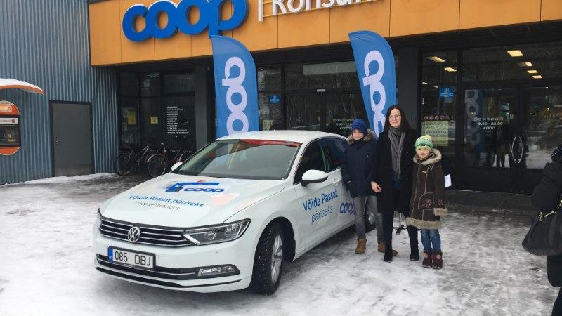 VIDEO | COOPi autoloosi võitja: ma olin kindel, et see on tüngakõne!