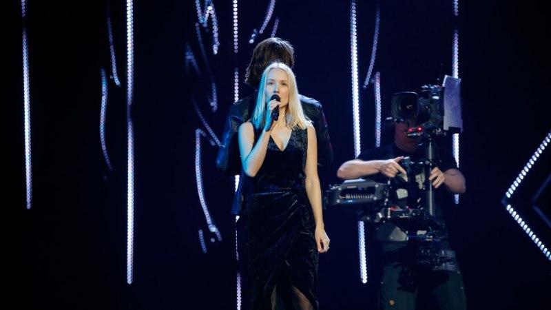 Eurovisioni-ekspertide arvates Saara Kadak Victor Cronega lavale ei sobi
