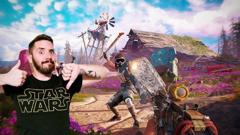 "VIDEO | Mida pakub mängijale verivärske ""Far Cry: New Dawn?"""