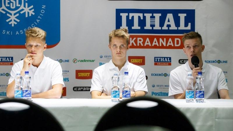 Eesti parim suusahüppaja võistleb MMil, kuid õnnetu vigastus pole temaga hüvasti jätnud