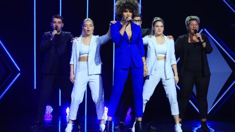 """ÕL VIDEO   Sissi """"Eesti laulu"""" finaali pääsemisest: olen siiani ekstaasis!"""