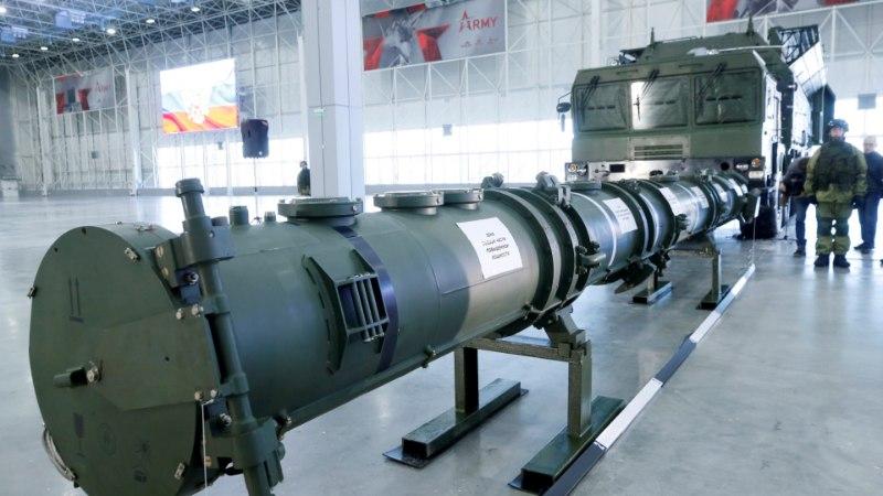 Venemaa hülgas Ühendriikide eeskujul rahvusvahelise tuumaleppe