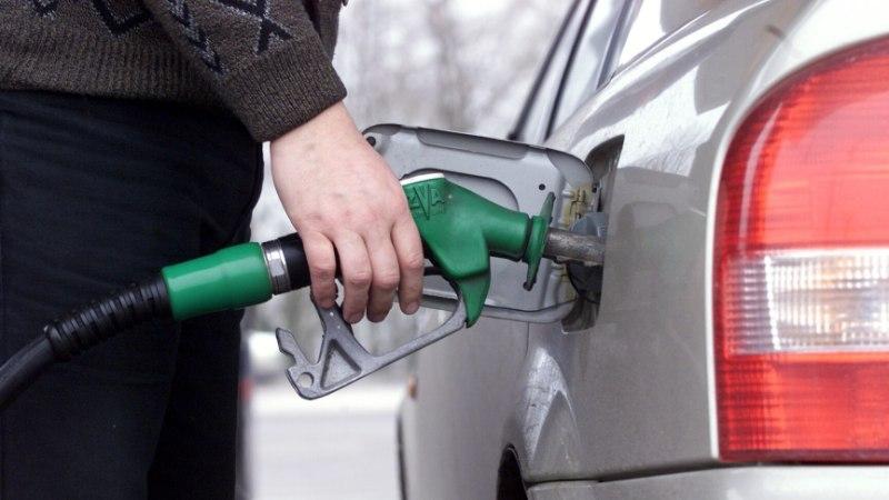 Kütusehinnad tõusid rekordiliselt kõrgeks