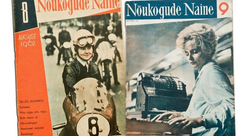 VANA KULD! Milliseid ilunippe on sajandi jooksul soovitanud Eesti naisteajakirjad?