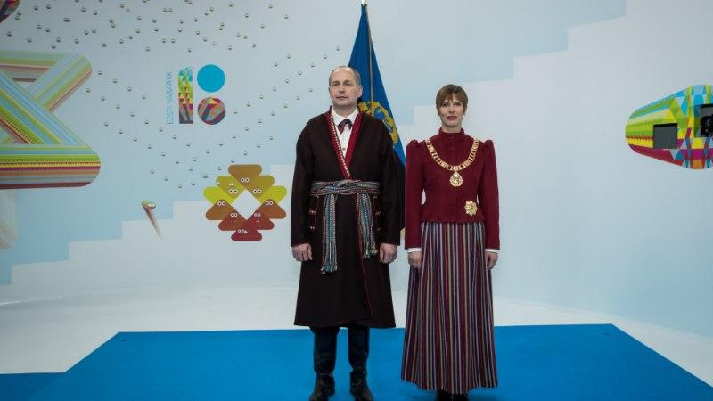 President kannab tänavu vastuvõtul kuninganna Victoria suurt lemmikut – kaapotkleiti