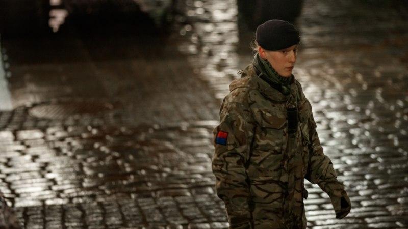 FOTOD | Nii valmistusid kaitsejõud vabariigi aastapäeva paraadiks