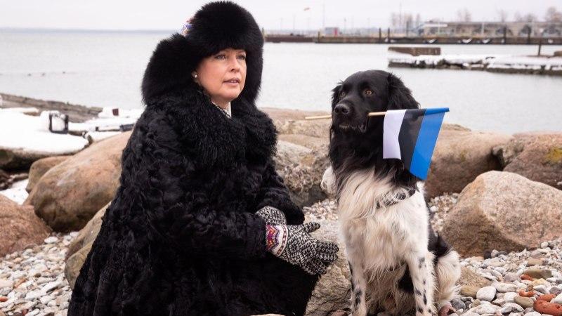 Evelin Ilves tahab jätkuvalt europarlamenti kandideerida, aga ei tea, millal