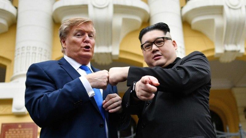 """""""Kimil puudub huumorimeel."""" Vietnam viskas Kim Jong-uni jäljendaja suurkohtumise eel riigist välja"""