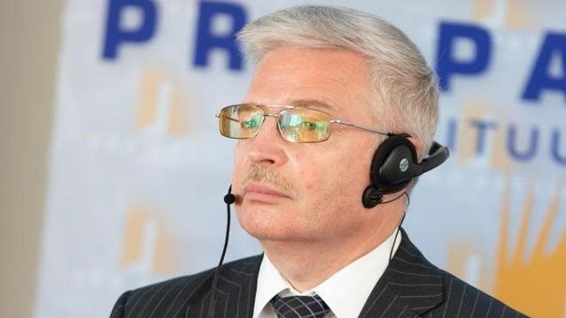 Андрей Кузичкин: Михаил Кылварт воротит нос от проблем Ласнамяэ