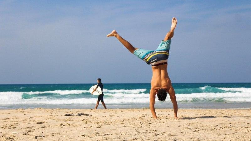 10 TERVISENIPPI meestele, et elada õnnelikult ja kauem