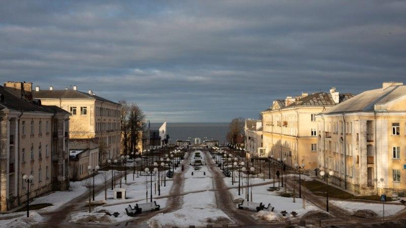 """GALERII   SILLAMÄE PENSIONÄRID VABARIIGI AASTAPÄEVAL: """"Varem oli siin elu, kõik oli. Nüüd lähevad noored ära Tallinna."""""""