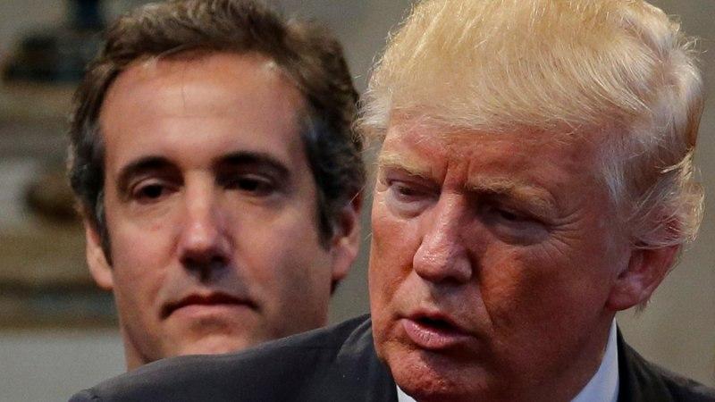 """KÕIK OLI ÜKS SUUR REKLAAMITRIKK? Coheni ülestunnistus Kongressile: """"Trump valetas, sest ei uskunud, et iial valimised võidaks!"""""""