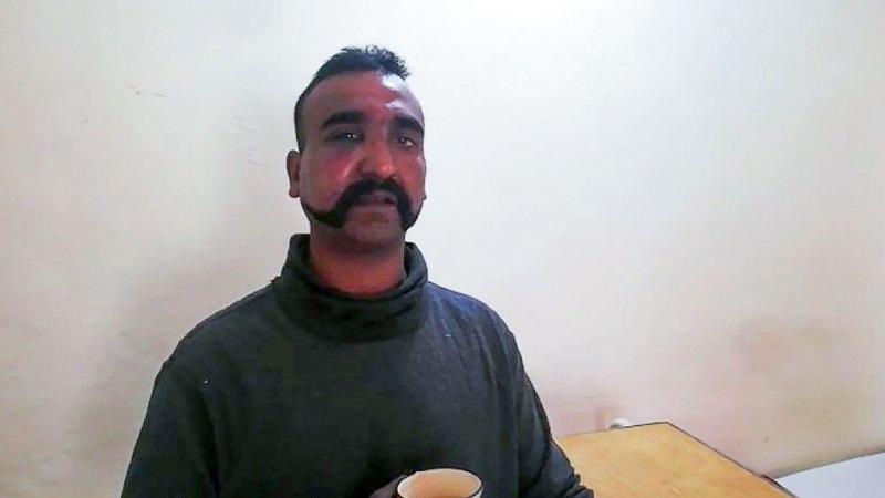 RAHUŽEST: Pakistan lubas vangistatud India piloodi reedel vabastada