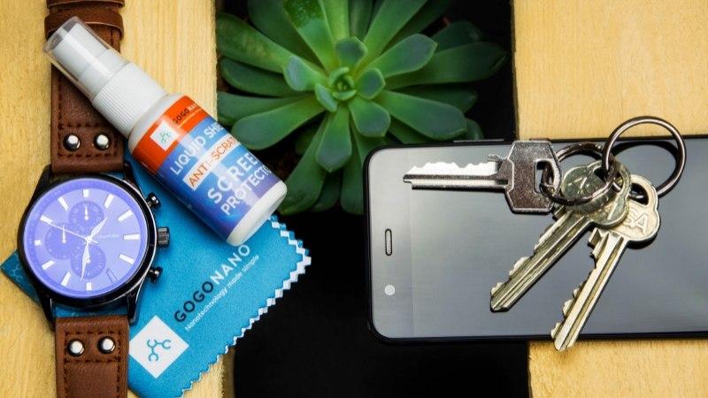 Tahad esemetele kindlat kaitset? Nanotehnoloogia aitab!