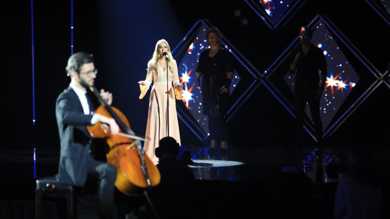 """ÕL VIDEO   """"Eesti laulu"""" finalist Kadiah: enne finalistide välja kuulutamist peksis mu süda nii hullult!"""