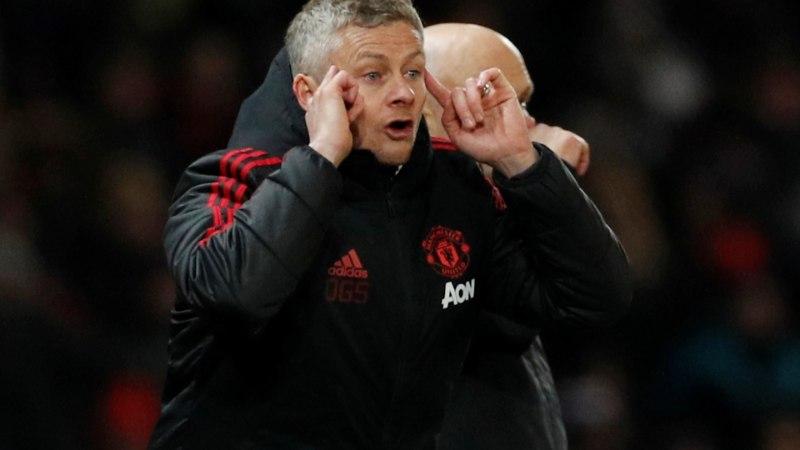 Esialgu vaid ajutiselt Manchester Unitedi peatreeneriks määratud norralane kulutab oma peas juba 230 miljonit!