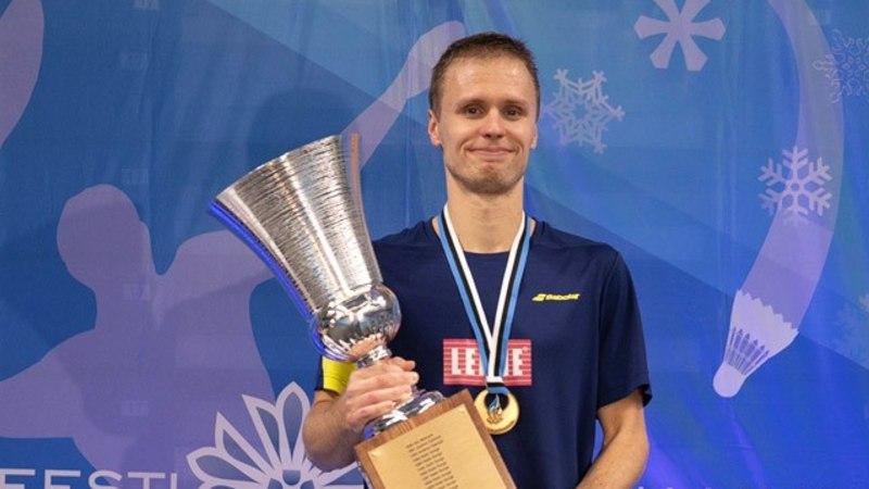 AINUVALITSEJA! Raul Must püstitas omapärase, kuid uhke Eesti rekordi
