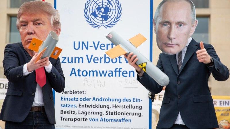 Erkki Bahovski: raketileppe lõpp võib viia uue võidurelvastumiseni