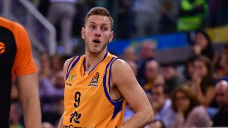 Ville Arike | Gran Canaria meeskond on hädas mis hädas, Siim-Sander Venel omad mured