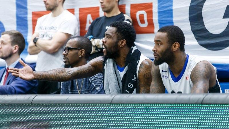 Jarmo Jagomägi | Kalev/Cramo ussid: NBA-mehed õõnestavad võistkondlikku mängu