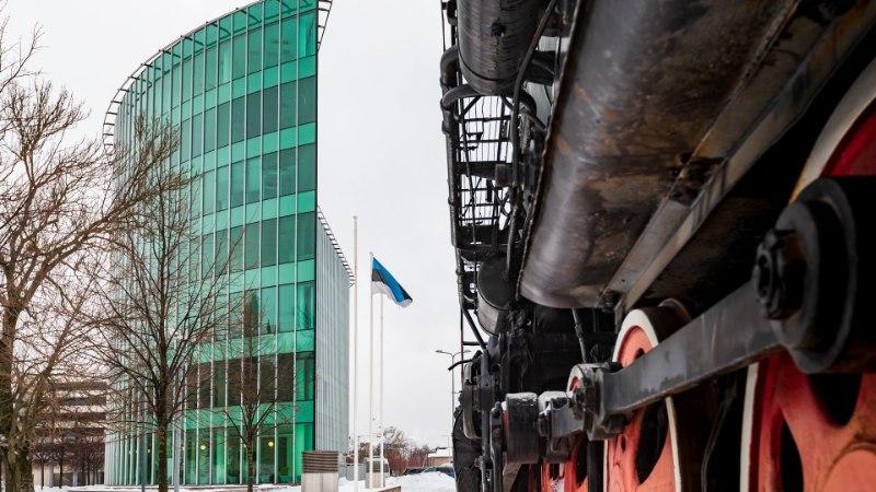Eesti Raudtee peakontor leidis uue kodu 300 meetri kaugusel vanast