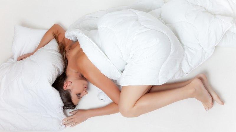 Ekspert avaldab, milline on parim magamisasend