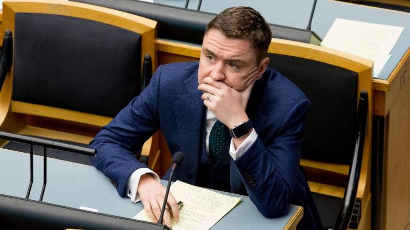 Taavi Rõivas: Keskerakond koos EKRE-ga valitsuses oleks terve Eesti jaoks paras katastroof