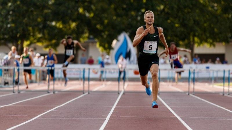 Rasmus Mägi võtab Eesti 600 m jooksu rekordi uuesti sihikule
