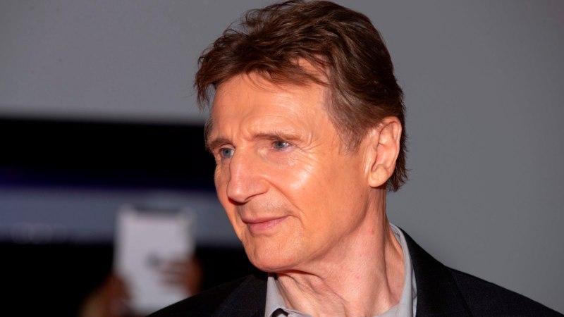 Liam Neeson hävitas rassistliku pihtimusega oma karjääri?