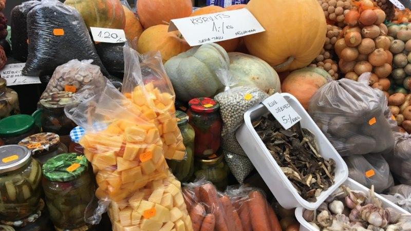 Tartu turult leiab palju värsket ja maitsvat – ka talvel