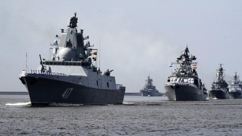 Vene mereväe uus relv tekitab hallutsinatsioone