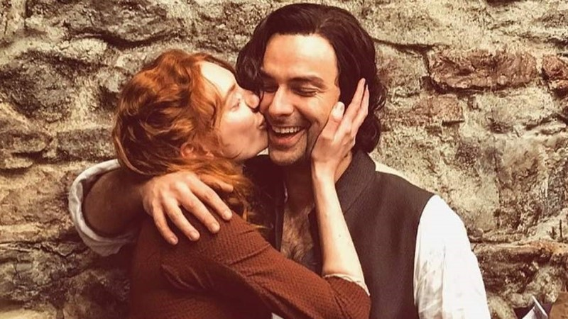 """Poldarki"" näitlejanna tähistas sarja lõppu armsa musipildiga"