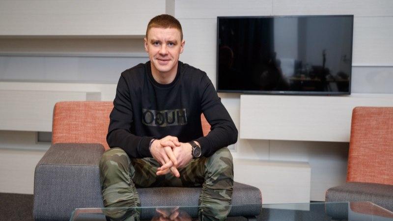 KOLMAS POOLAEG | Esimeses trennis ise väravasse läinud Artur Kotenko: seal sai ainsana tiimi päästa
