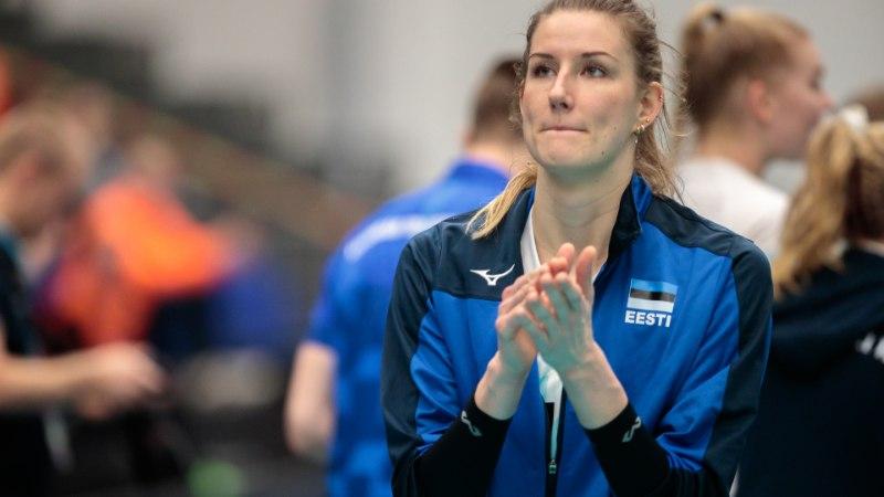 USAst Euroopa kaudu Kagu-Aasiasse – Eesti võrkpallikoondislase kurve täis karjäär