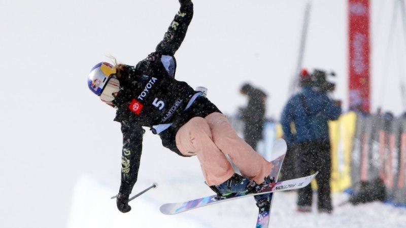 Kelly Sildaru tegi viimaks MMi debüüdi ja pääses rennisõidus kindlalt finaali!