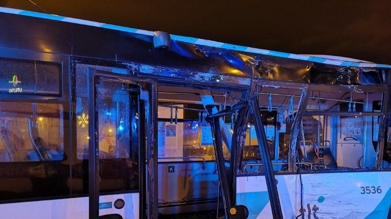 В больнице скончался пассажир автобуса, попавшего в ДТП в конце января