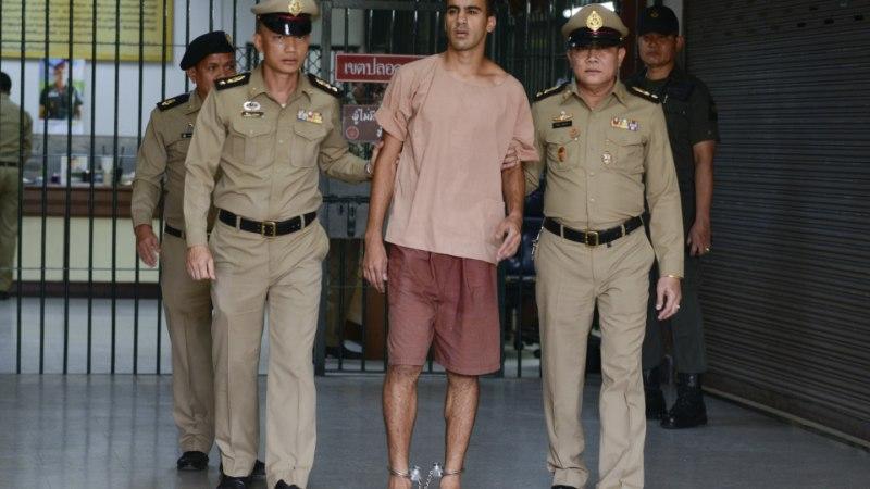 Vangistatud jalgpallur nutab oma elu pärast: ärge saatke mind tagasi kodumaale, mind piinatakse seal!