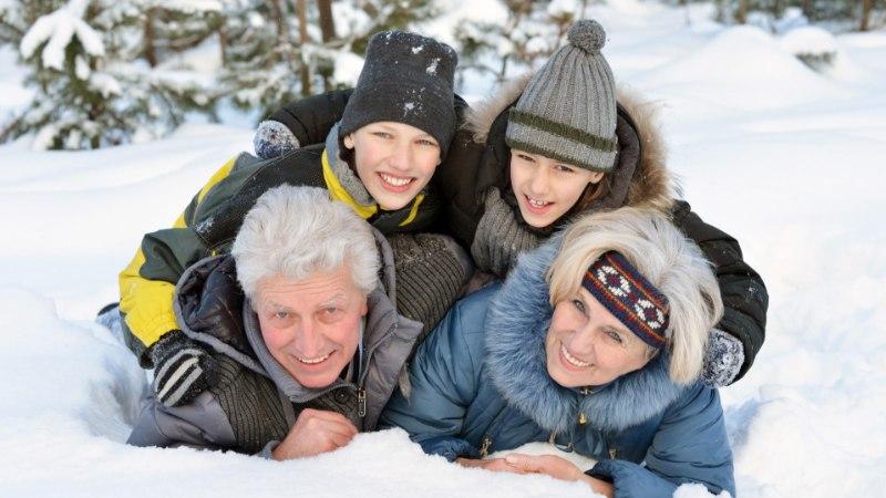 """""""Vanaema, vanaisa! Ma tahan tunda, et te armastate mind!"""" ehk kuidas luua ja hoida sooja suhet lastelastega?"""